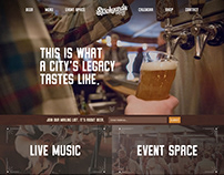 Stockyards Brewing Co Website