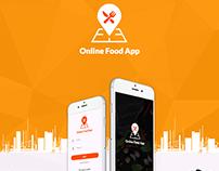 Online Food Delivery