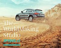 Petra Rally   JP1985 Studio