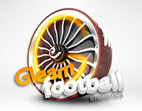Logo - Gleam's Football Statistics