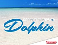 Nintendo Dolphin | Logo Concept
