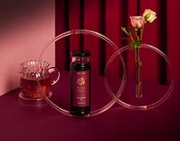 Rose Rebranding & Packaging 若水玫瑰露