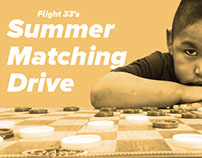 Summer Email Fundraising Campaign