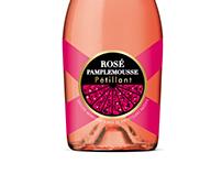 Packaging_Rosé Pamplemousse Pétillant