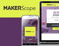 MakerScope App