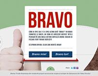 Send a Bravo