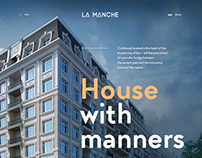 La Manche - clubhouse