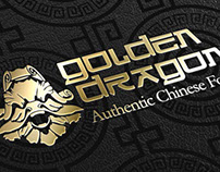 Golden Dragon - Branding Corporativo