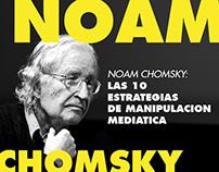 10 Estrategias de manipulación mediática (Noam Chomsky)
