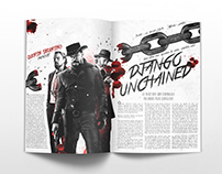 Editing for Django Unchained