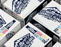 Granville Island Brewery Mingler Rebrand