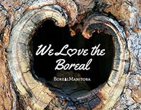 Strategy & Design for Boreal Manitoba