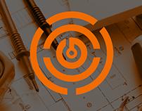 Projeto logo OJS engenharia
