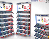GSK Sensodyne & Parodontex FSU Designs