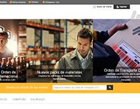 Sitio Chilexpress Empresa