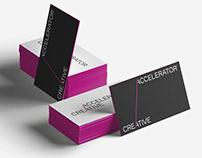 Creative Accelerator – Logo & Branding