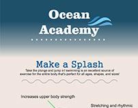 Ocean Academy ( infographic )