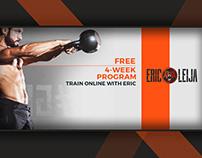 Eric Leija Fitness Social Media