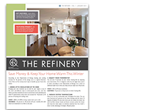 Print Newsletter | The Refinery