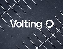 Volting brand identity