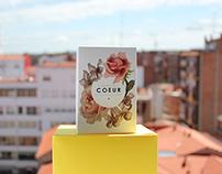 Packaging perfume