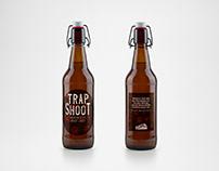 Hunter Brewing Beer Label