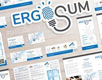Logo design, brochure, business cards