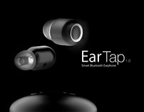 EarTap. (Bluetooth Earphone)