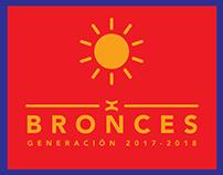 BRONCES: Curso Brother del Futuro 17-18