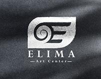 Elima Art Center / Logo Design 2017