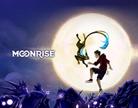 Moon Rise - Marketing Art