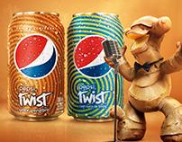 Pepsi . Gengibrão