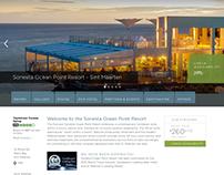 Sonesta Hotels web site