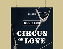 Neu Klub / Circus of Love