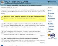 Custom CMS, Web Design & Development for PennDOT