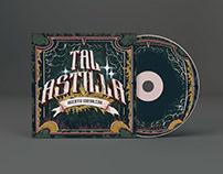 Arte tapa de discos / Album cover art