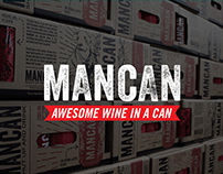 MANCAN Wine Design & Social Media