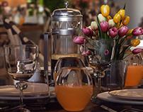 DOP Restaurant table