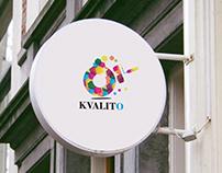 Logo design ''Kvalito''.