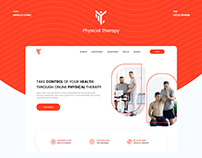 Muscle Clinic | Physical Therapy website