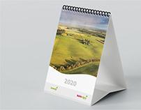 Baltic Agro lauakalender 2020