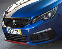 Peugeot 308 GTI - Motor O2