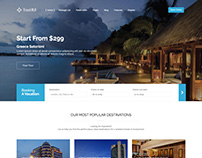 Travel Kit - Travel & Tour Joomla Template