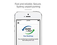 Park & Fly Mobile App