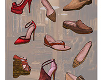 DESIGN | Shoes Collection