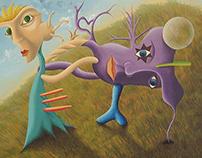 Acrylic artworks (est. 2000)