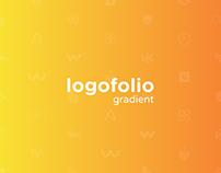 Logofolio gradient