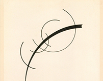 Wassily Kandinsky Free Curves