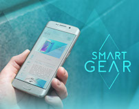 Sitio Web  Smart Gear