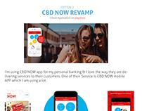 CBD App UI Review